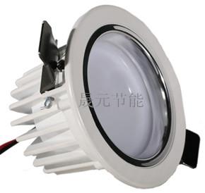 5.5寸压铸筒灯,压铸筒灯厂家批发,古镇压铸筒灯厂