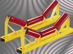 回程托辊前倾托辊槽型托辊托辊支架密封等配件生产厂家