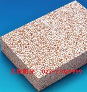 热固A级渗透型改性聚苯板(真金板)