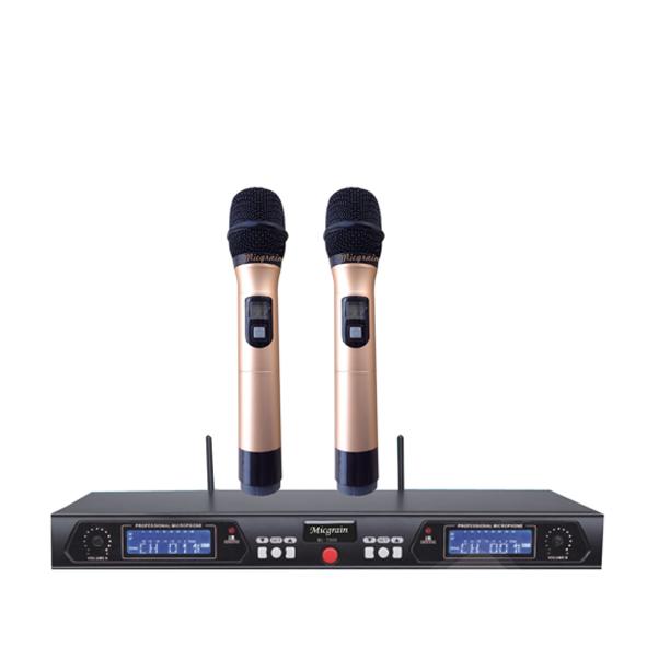 U段动圈式无线麦克风在西安万年市场哪里有批发的?