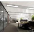 上海矿棉板吊顶烤漆龙骨吊顶办公室吊顶隔墙施工