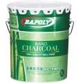 巴博丽水漆至尊高效能纳米竹炭墙面漆