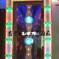 厂家定制KTV不锈钢包房门酒吧欧式门包厢欧式花纹门