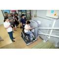 楼梯直线型残疾人升降机