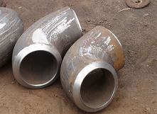 河北生产厚壁弯头三通国标推制厚壁合金弯头1D弯头1.5D厂家