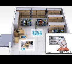RFID贵金属智能管理系统