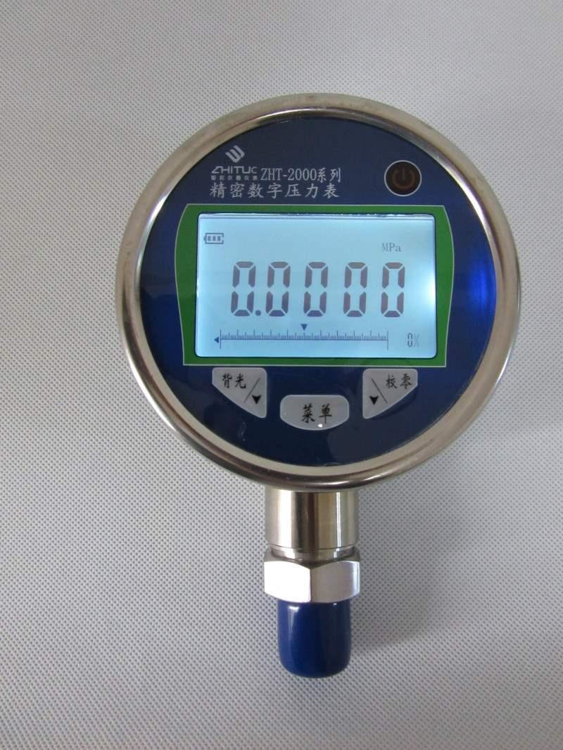 供应250MPa精密数字压力表智拓仪器