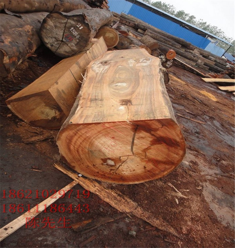 菠萝格防腐木25*120规格板材多少钱一米