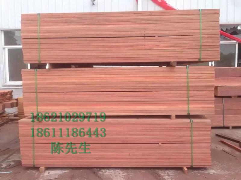 菠萝格防腐木20*90尺寸板材昆山市价格