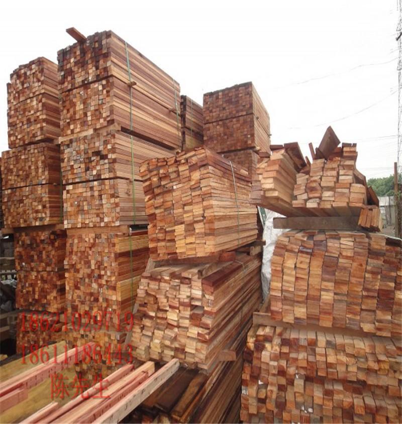 菠萝格防腐木板材呼和浩特市工厂加工