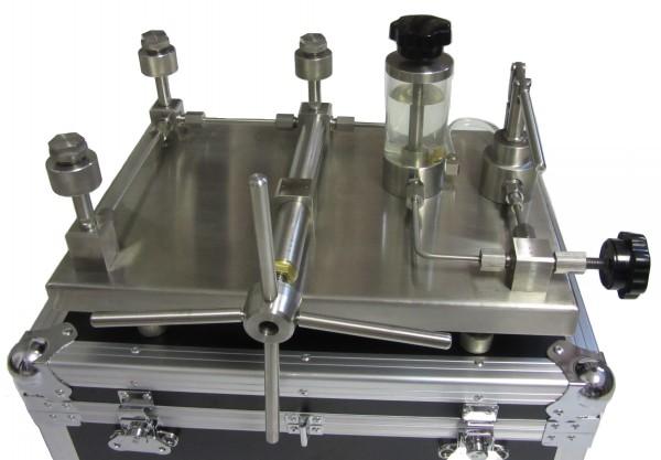 供应水介质压力表校验器