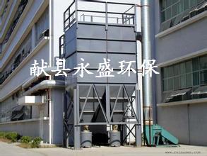 3平方5平方LCM型锅炉脉冲布袋除尘器 规格齐全