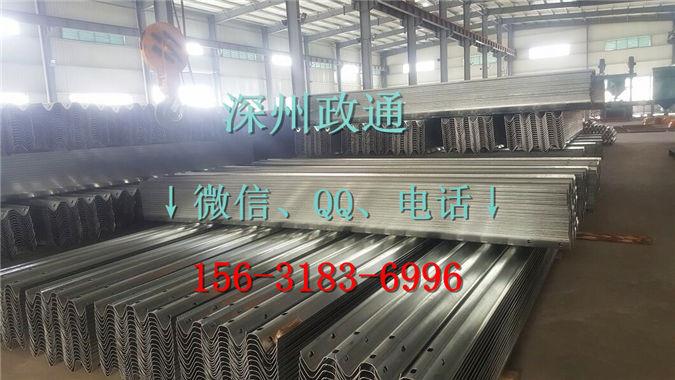 二连浩特波形梁护栏板生产厂家