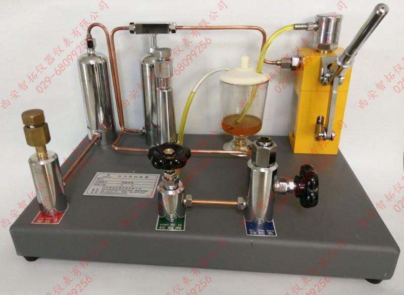 供应LYL-600/LYL-600型氧气表压力表两用校验器
