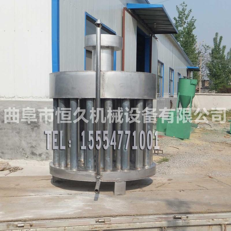 酒厂造酒用冷却器 二十支夹层管封闭式冷却器 风冷式冷却器