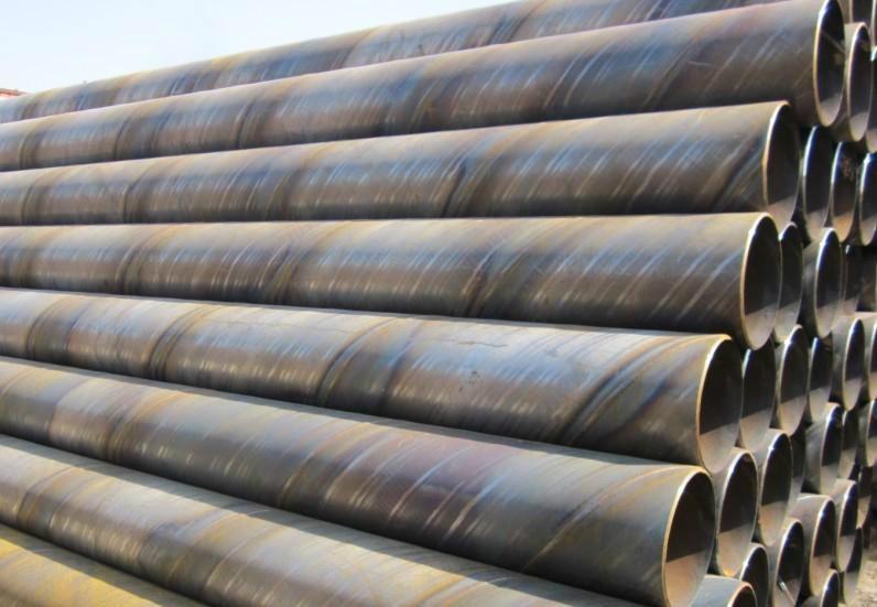 加工定制各规格双面埋弧焊螺旋钢管