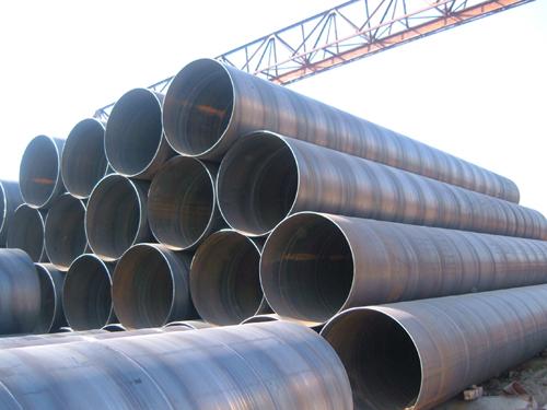 供应大口径厚壁螺旋钢管,加工定制量大从优
