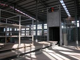 铝合金喷粉、喷粉加工、自行车气加热热处理炉、电烤炉、悬挂线