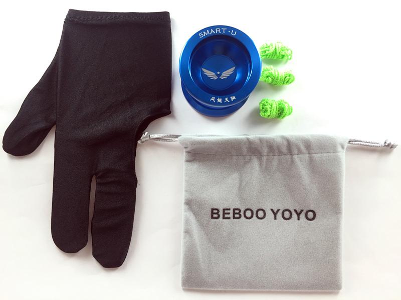 yoyo球S1免费配送专业铝合金悠悠球配件