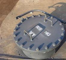 HG/T21519-2005垂直吊盖板式平焊法兰人孔生产厂家
