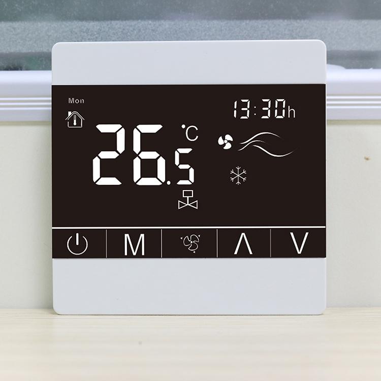江森款温控器_AYM-625中央空调温控器 风机盘管温控器
