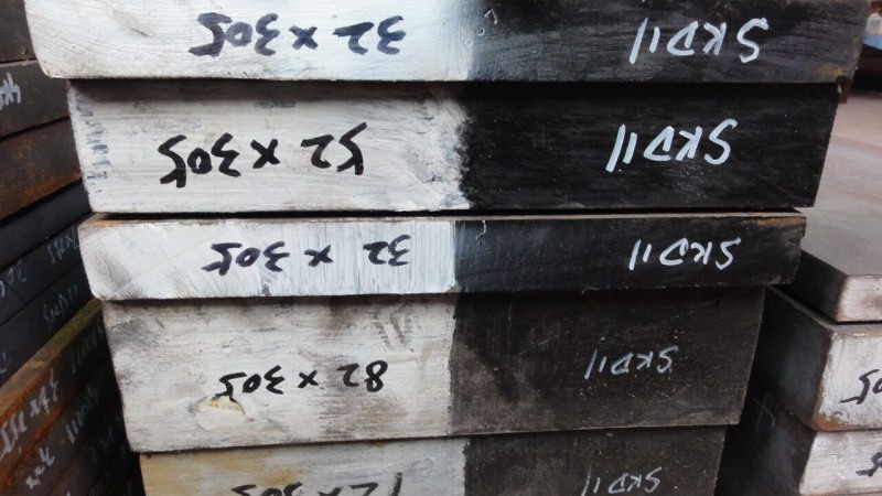 进口SKD11模具钢冲子料 预硬板材 圆棒价格优惠