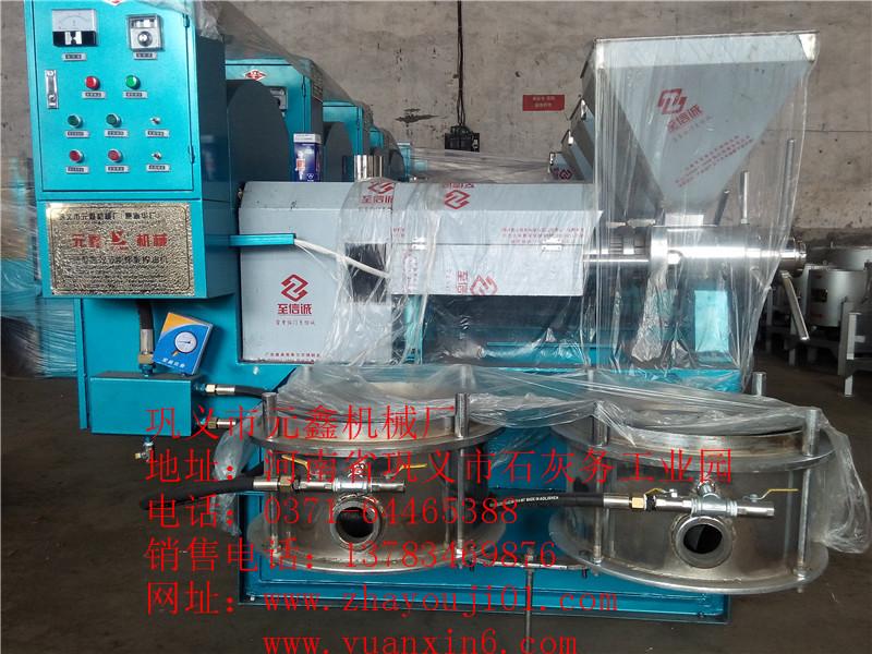 石棉县全自动榨油机行业鱼龙混杂,很多企业为了节省成本而偷工减料