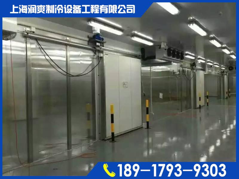 上海保鲜冷藏库安装多少钱一立方-润爽制冷