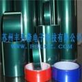 烤漆耐高温胶带 耐酸碱绿色胶带 高温烤漆保护胶带