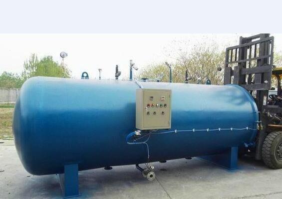 高效节能的真空保温隔热罐