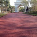 九江透水混凝土景德镇陶瓷路面透水地坪