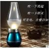 厂家直销新款煤油灯,吹控复古怀旧小夜灯,即吹即亮技能环保灯