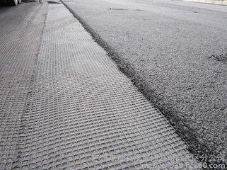 专供公路路面用玻纤格栅价格低至1.5元山东永润
