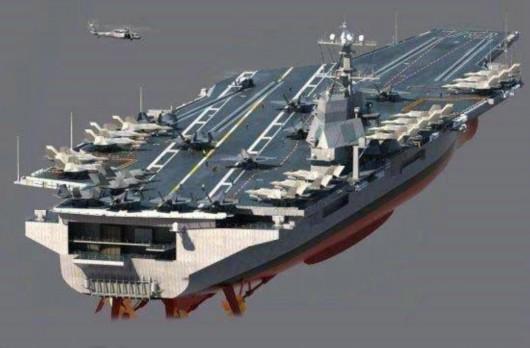 中国第二艘国产航母安装了哪些可燃气体报警器有毒气体检测仪