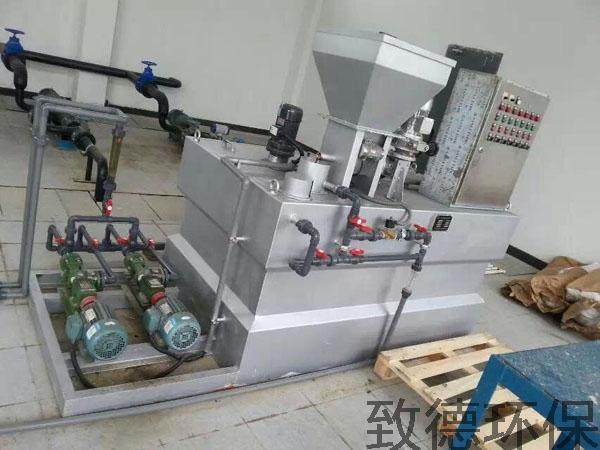 廊坊GSC1500三槽式干粉加药装置公司推荐致德环保