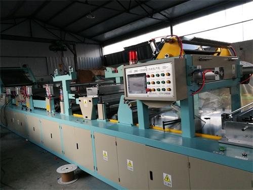 smc片材机smc片材生产线片状膜生产设备bmc成套生产设备