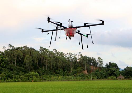 农业部将加强农用植保无人机的推广扶持力度!