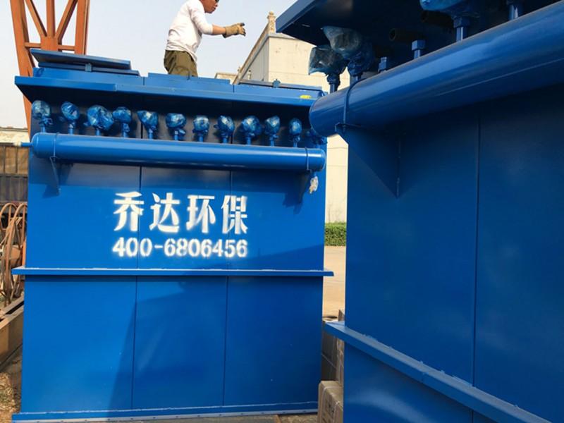 DMC-96单机除尘器广泛用于铸造工业、陶瓷工业、玻璃工业,
