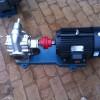 KCB83.3不锈钢齿轮油泵小流量不锈钢齿轮油泵