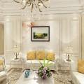 欧式简约客厅装饰电视背景樯高温烧制微晶石材定制