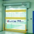 厂房车间用保温防尘不锈钢设备防护快速门