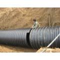 成都HDPE钢带波纹管厂家